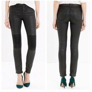 Madewell Skinny Skinny Racetrack Jeans